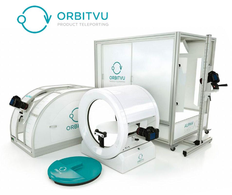 Estudios Fotográficos Automáticos para Producto marca Orbitvu