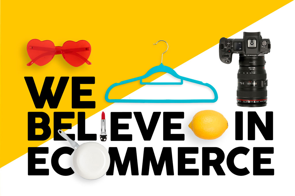 Hero FullFrame We Believe in eCommerce
